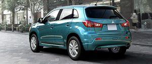 Mitsubishi se centra en los todocamino
