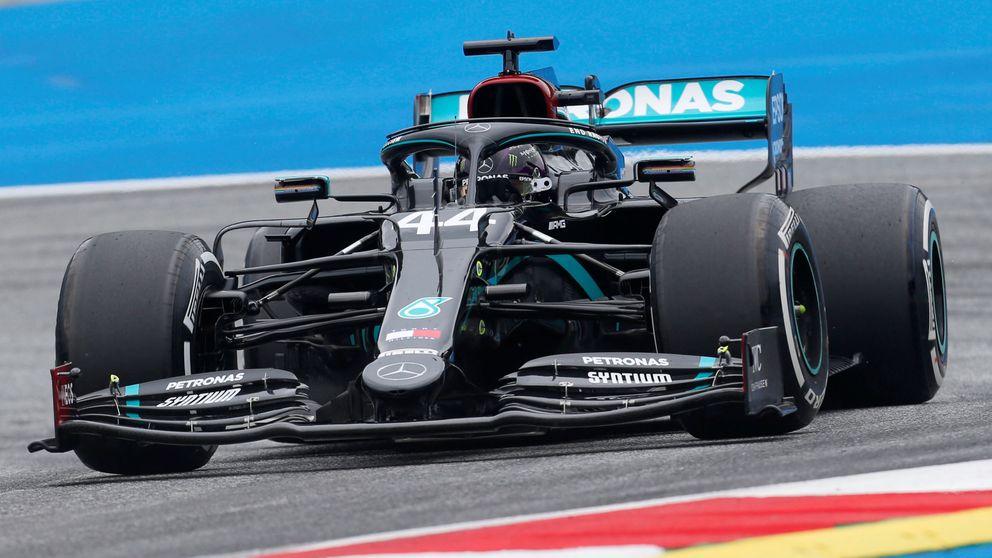 Red Bull intenta sin éxito torpedear el DAS, el revolucionario invento de Mercedes