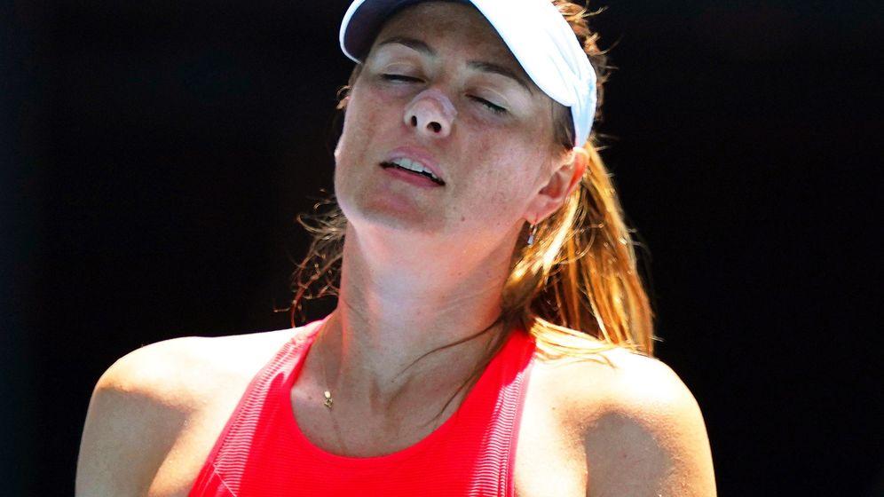 Foto: Maria Sharapova se retira a los 32 años. Foto: EFE EPA SCOTT BARBOUR