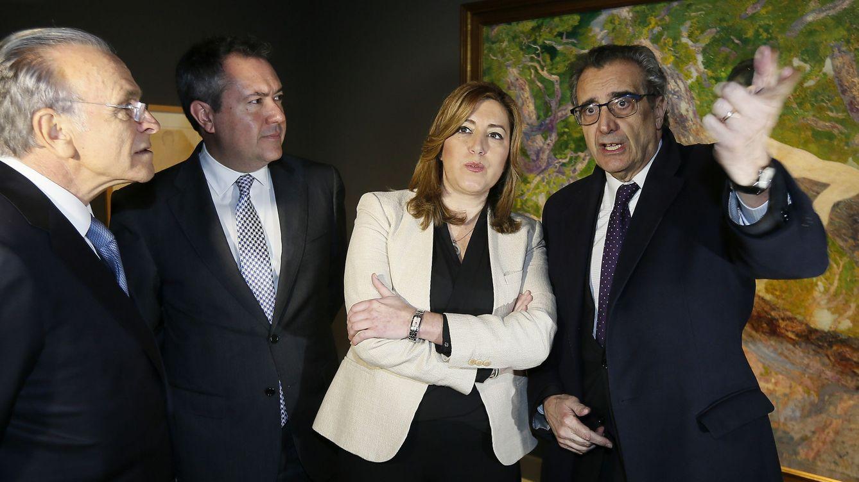 La Caixa se corona en Andalucía y estrena su 'catedral' en Sevilla