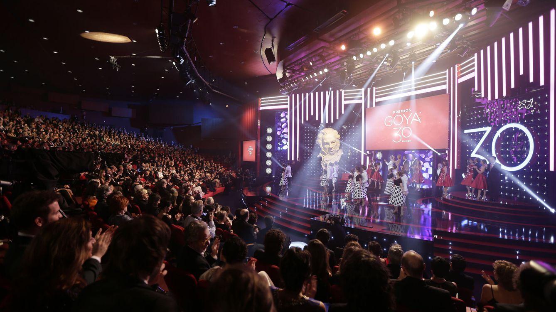Foto: Gala de los Goya