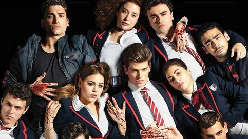 'Élite' arranca el rodaje de la segunda temporada y anuncia nuevos actores