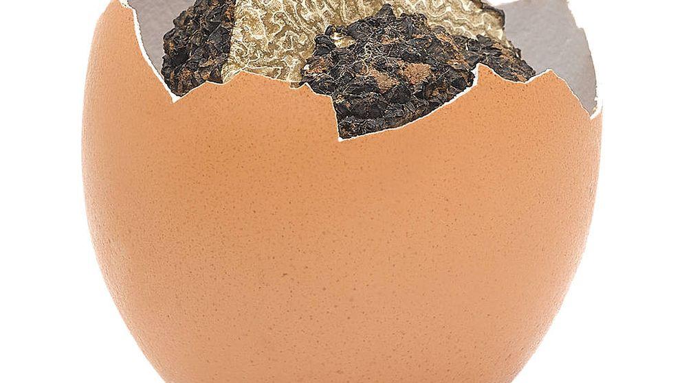 Un español de 25 años crea huevos de sabores: trufa o jamón serrano