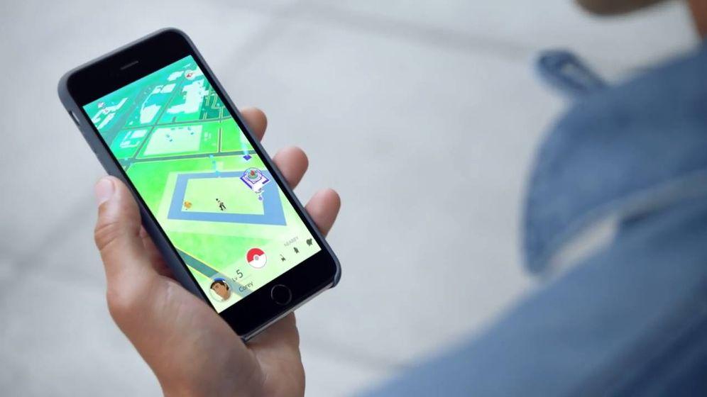 Foto: El juego Pokémon Go, una de las mayores búsquedas en Google del año 2016.