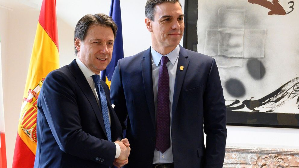 El 'trienfermo' de Europa: España, Francia e Italia son ahora el problem
