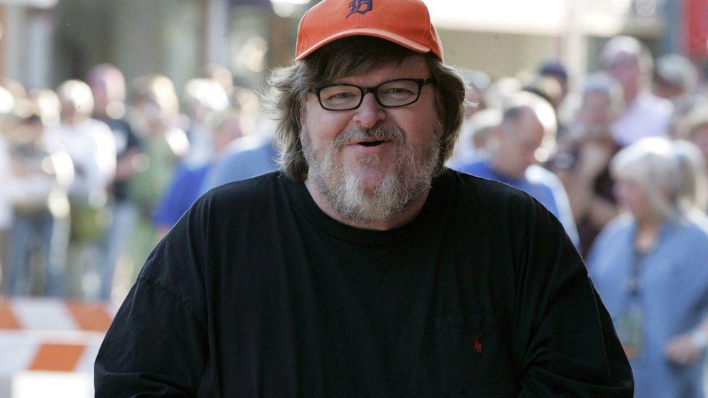 Michael Moore quiere arrestar al gobernador de Michigan