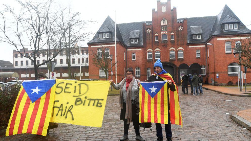 No, la ultraderecha alemana no apoya al independentismo catalán