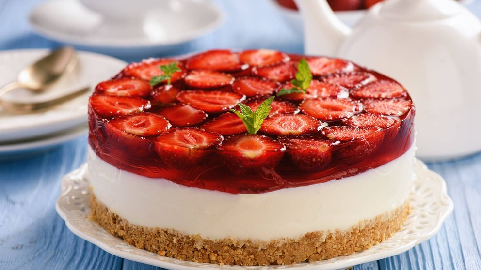 Tarta tropical, un dulce imprescindible en tus sobremesas de verano