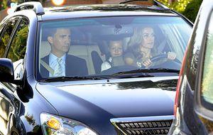 La princesa Letizia cumple 39 años llevando a su hija al colegio y viajando a París