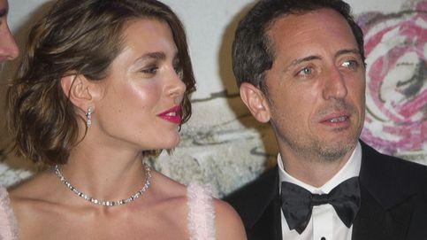 Carlota Casiraghi y Gad Elmaleh evitan verse las caras en Nueva York