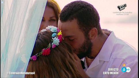 'Supervivientes 2018': la declaración de amor Alberto Isla a Isa Pantoja antes de casarse