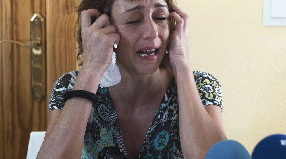 Resultado de imagen para mujer maltrato españa juana rivas