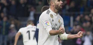 Post de El mejor Carvajal está de vuelta, ahora solo falta que coincida con el mejor Marcelo