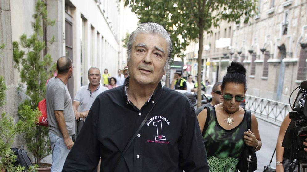 Foto: El actor Máximo Valverde en una imagen de archivo. (Gtres)