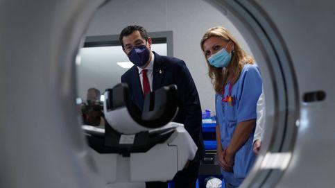 Sevilla estrena hospital: el covid obra el milagro y el Militar reabre tras 15 años