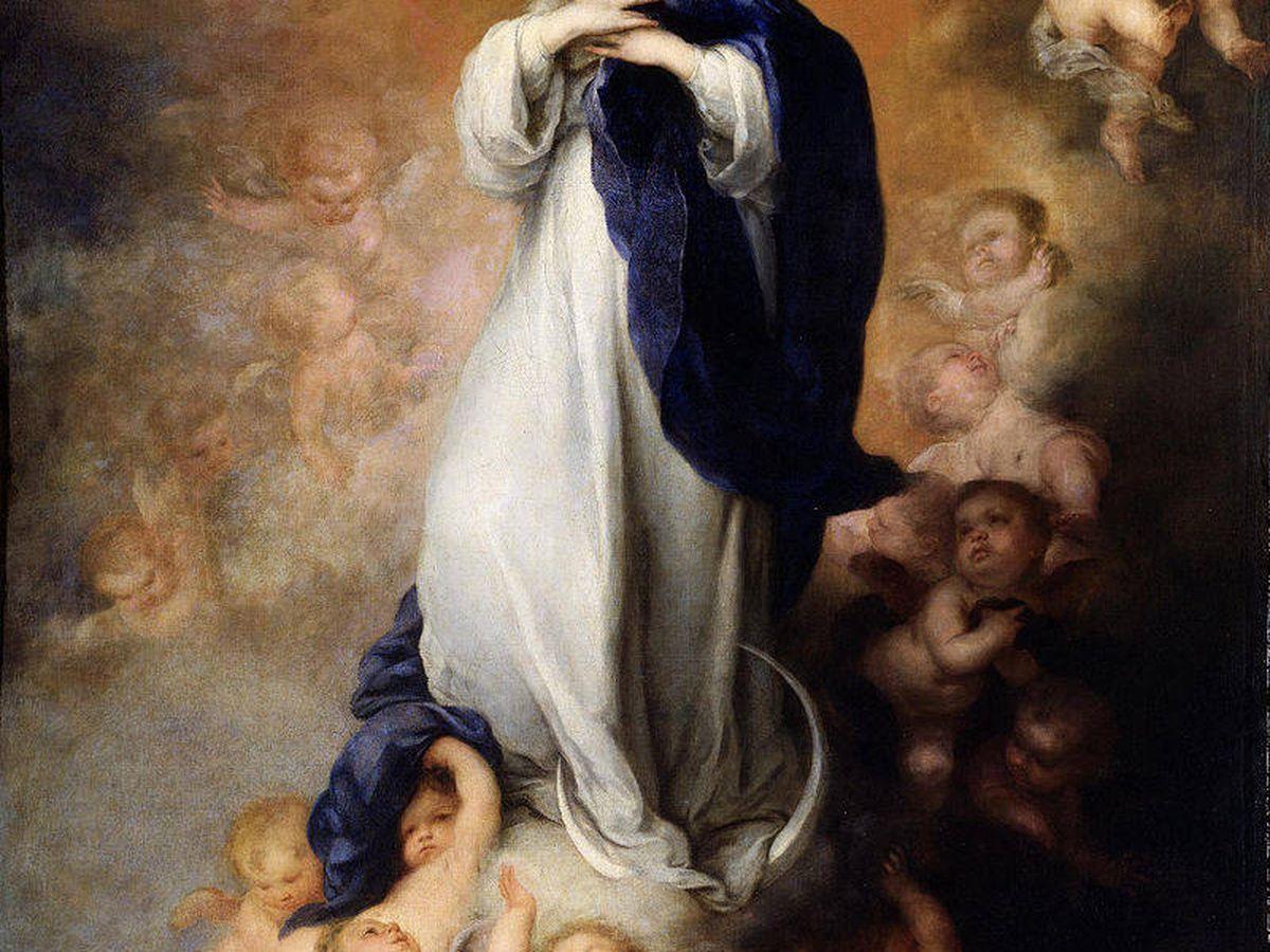 Feliz Día De La Inmaculada Concepción Consulta El Santoral De Hoy 8 De Diciembre