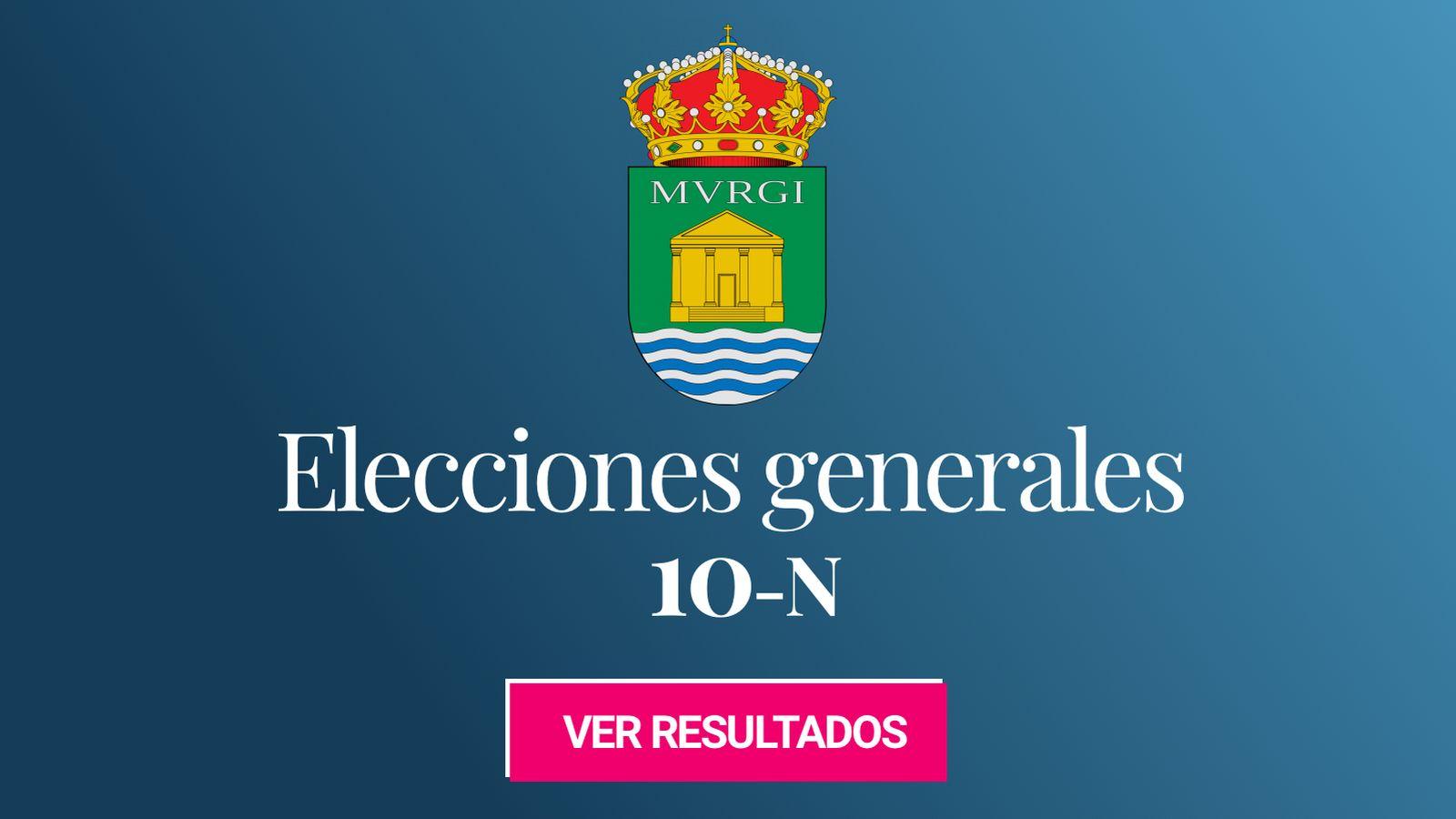 Foto: Elecciones generales 2019 en El Ejido. (C.C./EC)