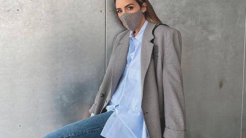 Rocío Osorno estrena la camisa básica de Zara perfecta para llevar a diario