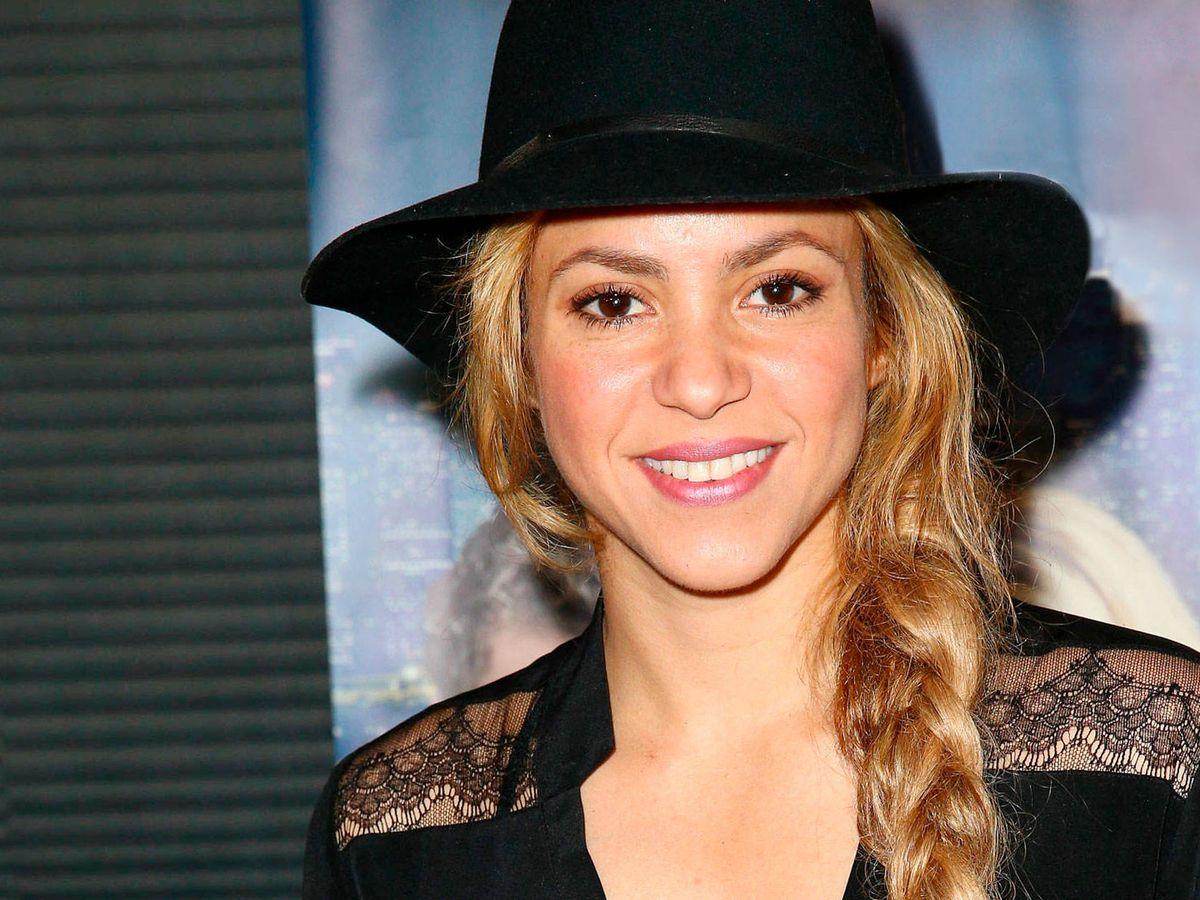 Foto:  Shakira. (Getty)