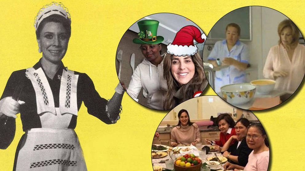 Paz Padilla, María Teresa Campos, Tamara Falcó: ¡cómo está el servicio!