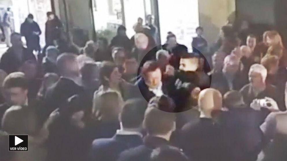El golpe a Rajoy culmina una semana final de campaña del 20-D enrarecida