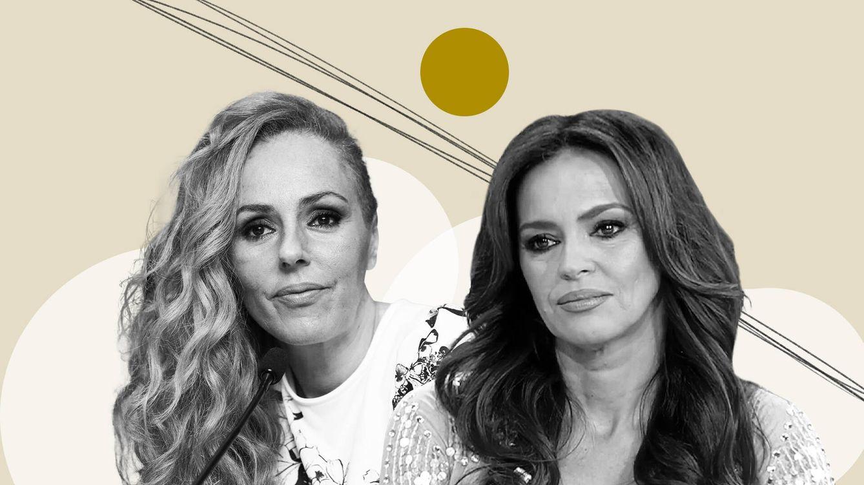 Las cuentas pendientes con la justicia de Rocío Carrasco y Olga Moreno