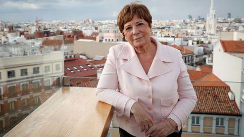 Celia Villalobos y su 'escultural' cambio de look para rejuvenecer en 'MasterChef'