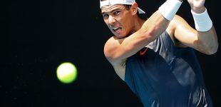 Post de Rafa Nadal - Dellien, en el Open de Australia: horario y dónde ver en TV y 'online'