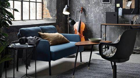 El sofá ideal para un salón pequeño es este de Ikea