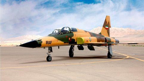 Kowsar: así el primer avión de combate fabricado íntegramente en Irán