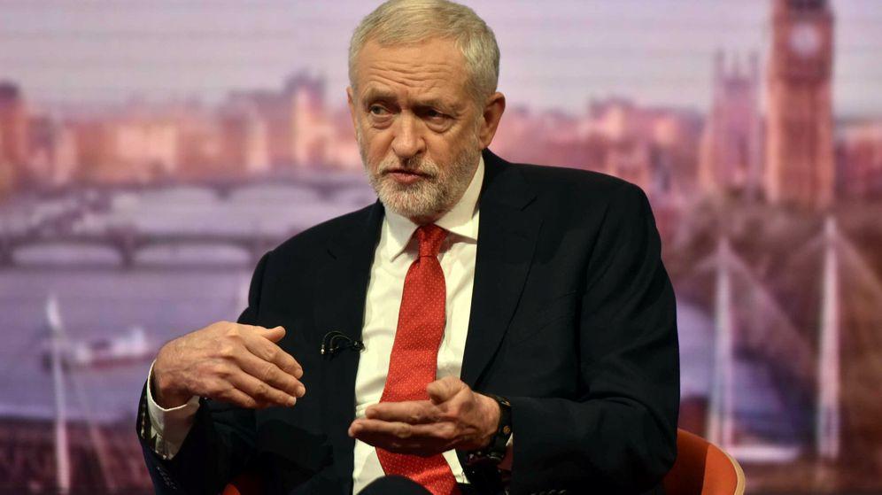 Foto: El líder del Partido Laborista británico, Jeremy Corbyn. (Reuters)