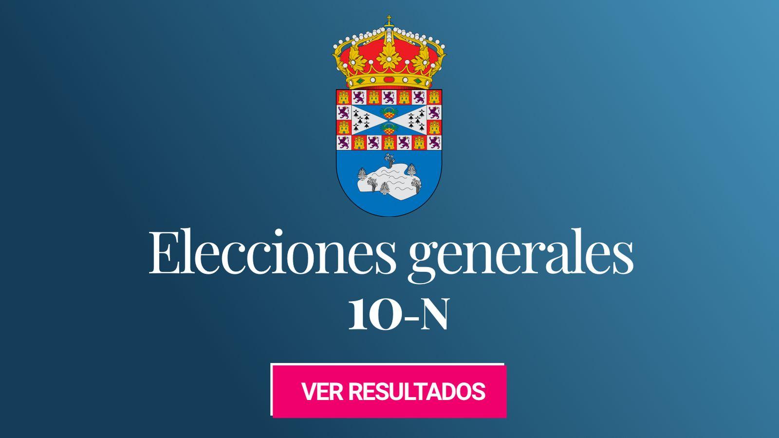 Foto: Elecciones generales 2019 en Leganés. (C.C./EC)