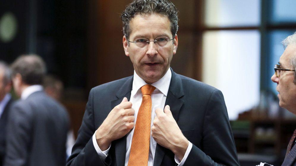 Foto:  Jeroen Dijsselbloem. (Reuters)