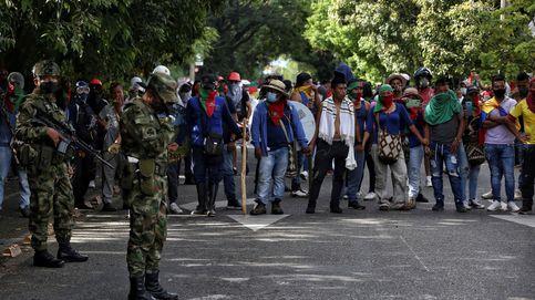 Colombia: los manifestantes aceptan reunirse hoy con el presidente tras violentas protestas
