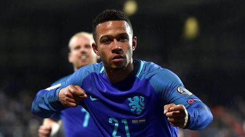 Depay logra el mejor gol de la temporada al hacer el tanto que no pudo firmar Pelé