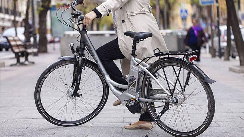 Foto: Bicicleta eléctrica. (DGT)