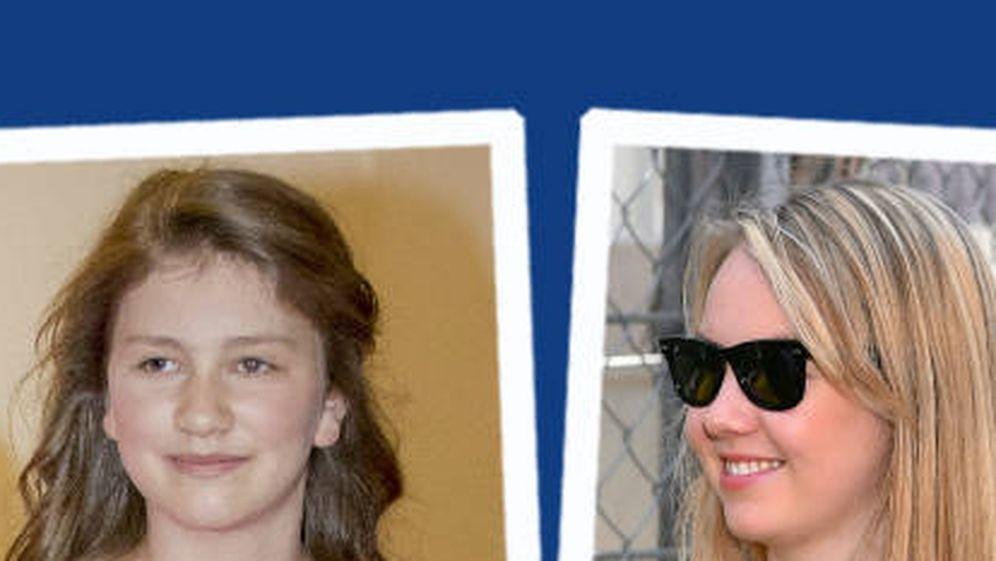 Foto:  Estilo Real: Elisabeth de Bélgica y Alexandra de Hannover, dos jovencitas muy chics
