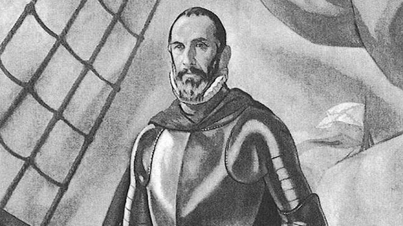 La historia de Pedro de Zubiaur, un marino gigantesco y una leyenda