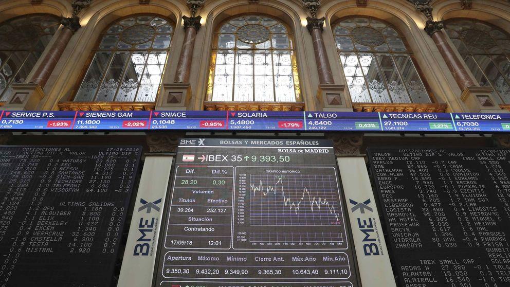 Repsol y Caixabank sufren el castigo de los inversores en bolsa