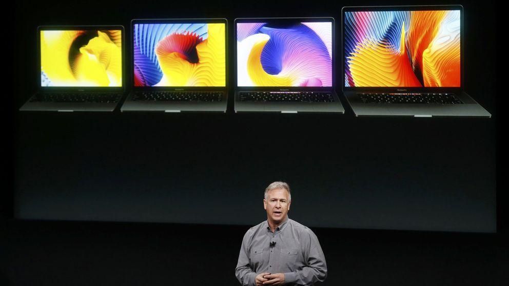 Apple renueva el MacBook Pro con una pantalla OLED y sensor de huellas
