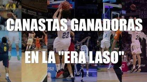Todas las canastas ganadoras del Real Madrid de Pablo Laso