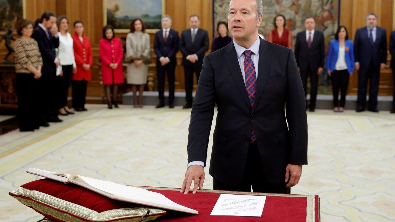 Juan Carlos Campo. (EFE)
