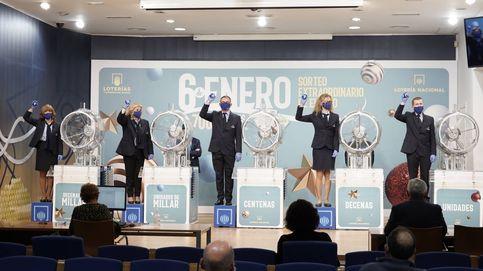El primer premio del Niño, el 19.570, reparte 200.000 euros en un sorteo sin niños