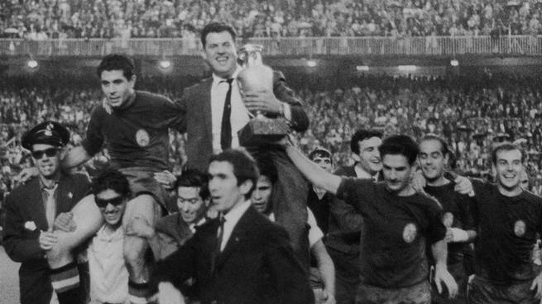 Euro  '64: El día en que España puso Europa a sus pies (y el NO-DO falseó el gol decisivo)