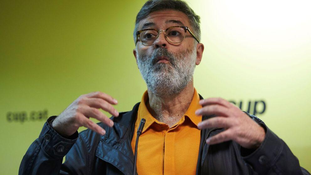 Carles Riera liderará la lista de la CUP en las elecciones del 21D
