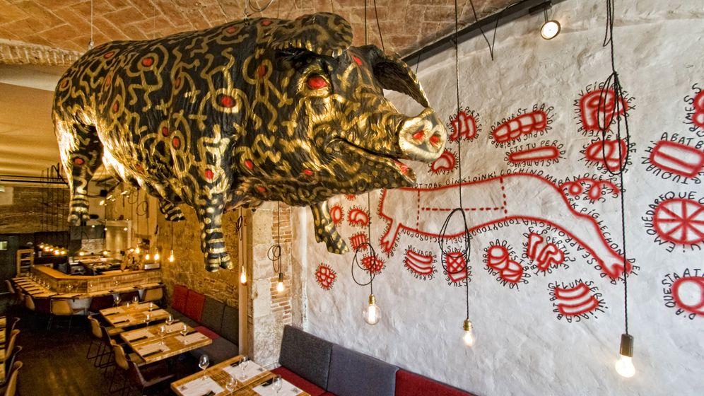Foto: ¡Llega el meat bar! Restaurantes solo para carnívoros