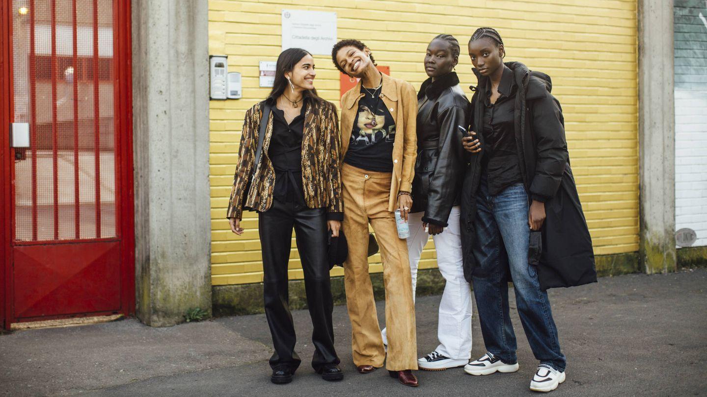 Semana de la Moda de Milán, otoño-invierno 21/22. (Imaxtree)