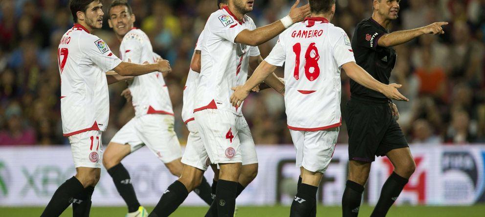Muñiz Fernández ya forma parte de la leyenda negra de los tramposos del gol