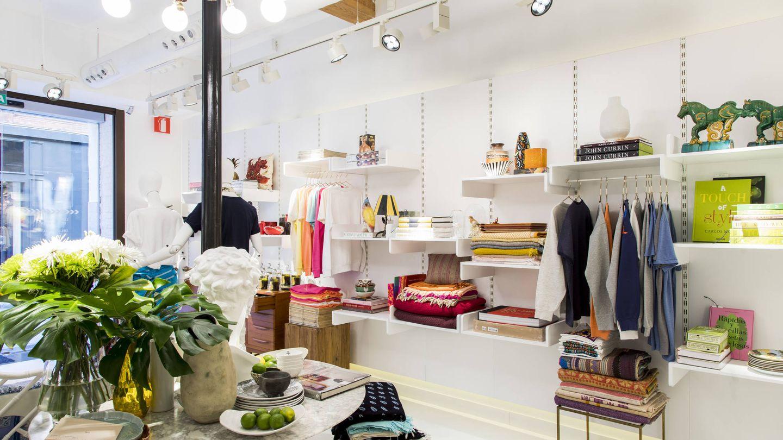 Ropa, objetos decorativos, alfombras... El otoño arranca y se escribe de compras por Anclademar. (Cortesía)