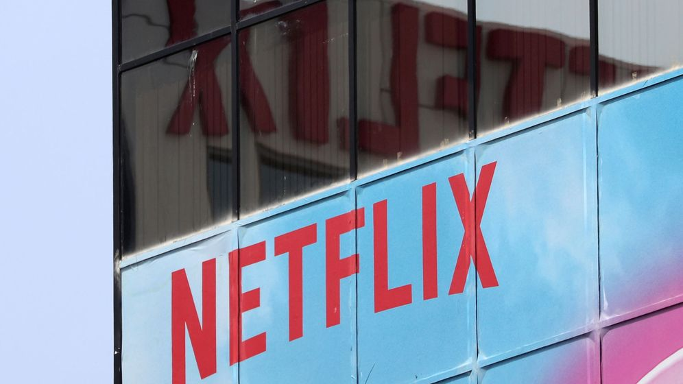 Foto: Exterior de las oficinas de Netflix en Los Ángeles, California. (Reuters)
